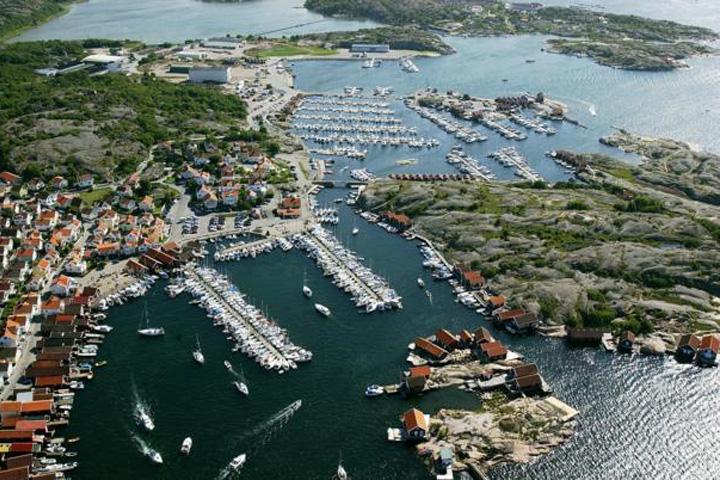 Hunnebostrand Svenska Gasthamnar