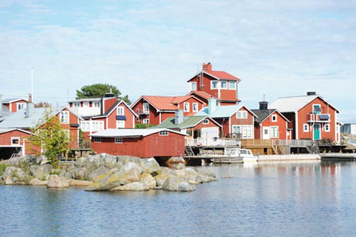Söderhamn - Svenska Gästhamnar